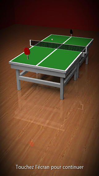 Table Tennis Fever Lite pour mac