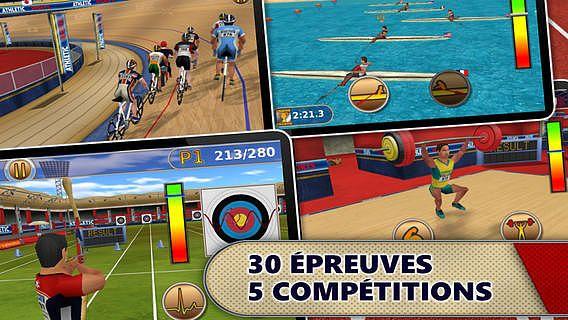 Athletics: Summer Sports pour mac