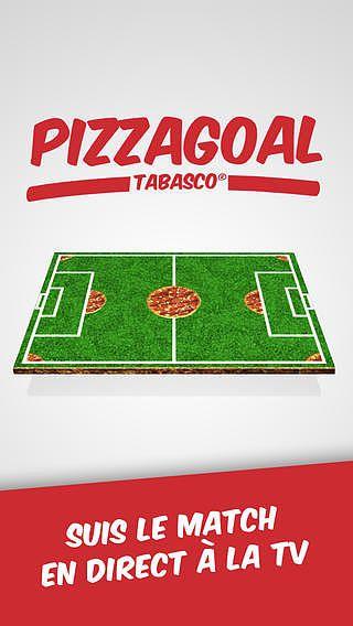 PizzaGoal pour mac