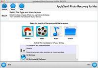AppleXsoftPhoto Recovery for Mac pour mac