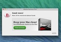 Bitdefender Adware Removal Tool pour mac