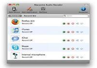 Macsome Audio Recorder pour mac