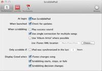 ScrobblePod pour mac