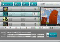 4Videosoft iPhone 4 Vidéo Convertisseur pour Mac pour mac