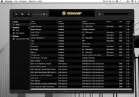 Winamp pour mac
