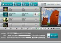 4Videosoft Zune Vidéo Convertisseur pour Mac pour mac