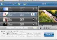 AnyMP4 iPod Vidéo Convertisseur pour Mac pour mac