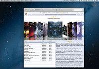 Album Flow pour mac