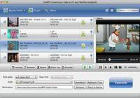 AnyMP4 Convertisseur Vidéo en GIF pour Mac pour mac