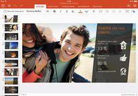 Microsoft PowerPoint pour iPad pour mac