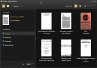 Adobe Digital Editions pour mac