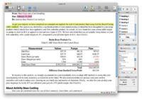 Nisus Writer Express pour mac