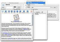 VoodooPad pour mac
