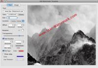 Star PDF Watermark pour mac