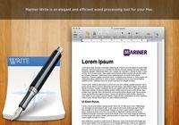 Mariner Write pour mac