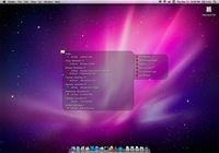 iDeskCal pour mac