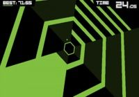 Super Hexagon pour mac