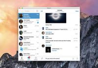 Telegram Desktop pour mac