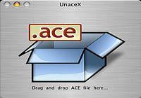 UnaceX pour mac