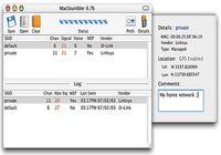 MacStumbler pour mac