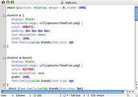 TextMate pour mac