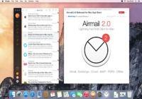 Airmail pour mac