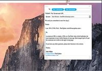 MailBar pour mac