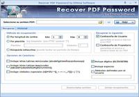 Recover PDF Password pour mac