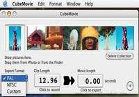 CubeMovie HD pour mac