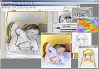 AKVIS Coloriage pour mac