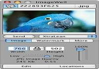 ImageWell pour mac