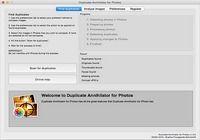 Duplicate Annihilator pour Photos pour mac