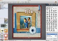 iScrapbook pour mac