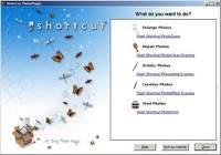 Shortcut PhotoMagic pour mac