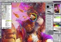 Painter  pour mac