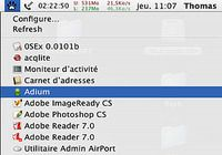 TigerLaunch pour mac