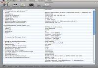 VideoSpec pour mac