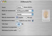 DVDRemaster pour mac