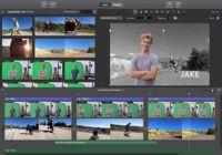 iMovie pour mac