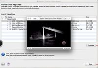 Stellar Phoenix Video Repair pour mac