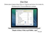Disk Diet pour mac