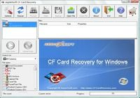 Compact Flash Card Recovery pour mac