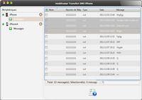 MediAvatar Transfert SMS iPhone pour mac