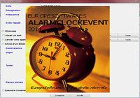 AlarmClockEvent pour mac