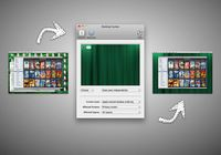 Desktop Curtain pour mac