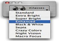 iGlasses pour mac