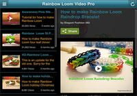 Rainbow Loom Video Tutorials iOS pour mac