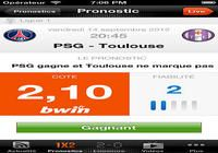 Paris Sportifs iOS pour mac