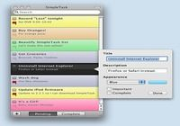 SimpleTask pour mac