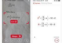 PhotoMath iOS pour mac